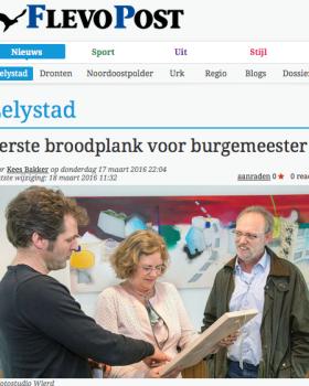 flevoland uitreiking
